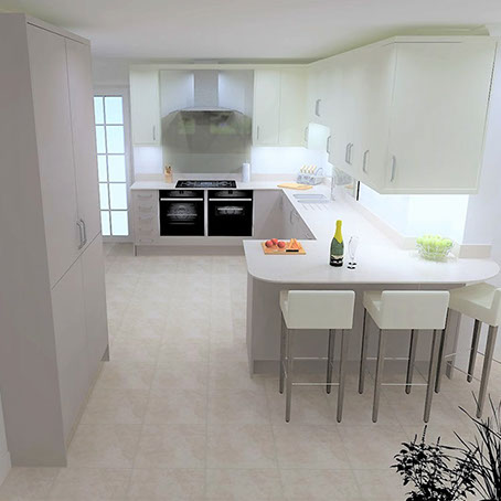 Kitchen Company in Esher