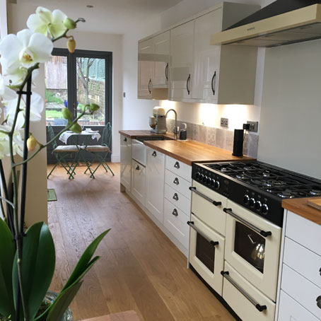 Kitchen Company in Leatherhead