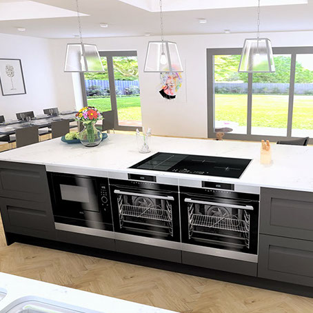 Kitchen Company in Reigate