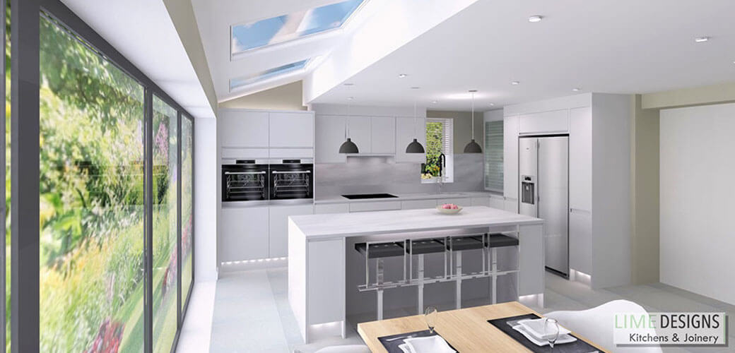 Kitchen Designers in Reigate
