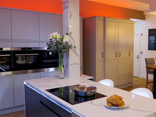 Kitchen Showrooms in Redhill